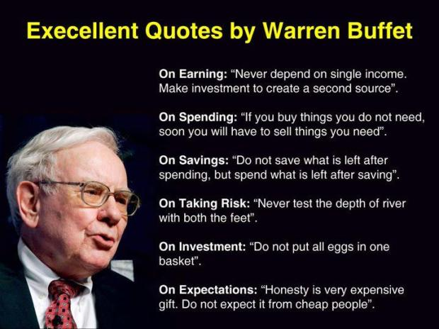 Mr Warren Buffet